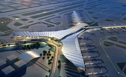 King Abdulaziz International  Airport