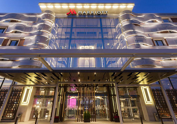 Marriott Hotel – Madrid
