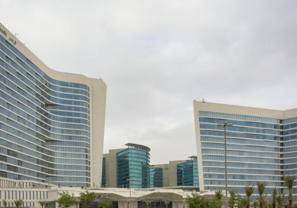 Hilton Riyadh: A Two-Tower Masterpiece