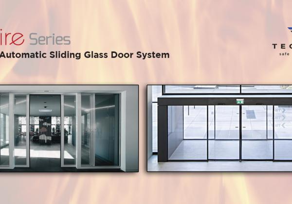 R&D: AS85 Glass Sliding Door