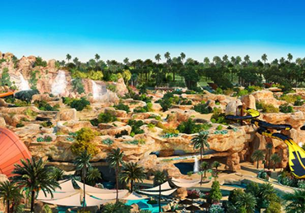 Theme Park in Qatar