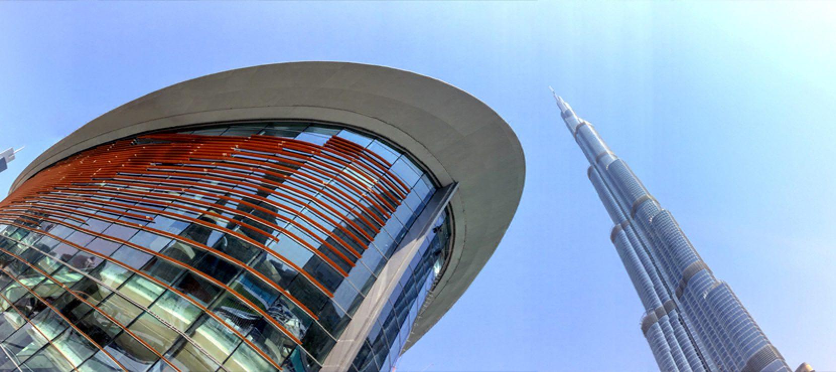 Tecfire at Dubai Opera Downtown.