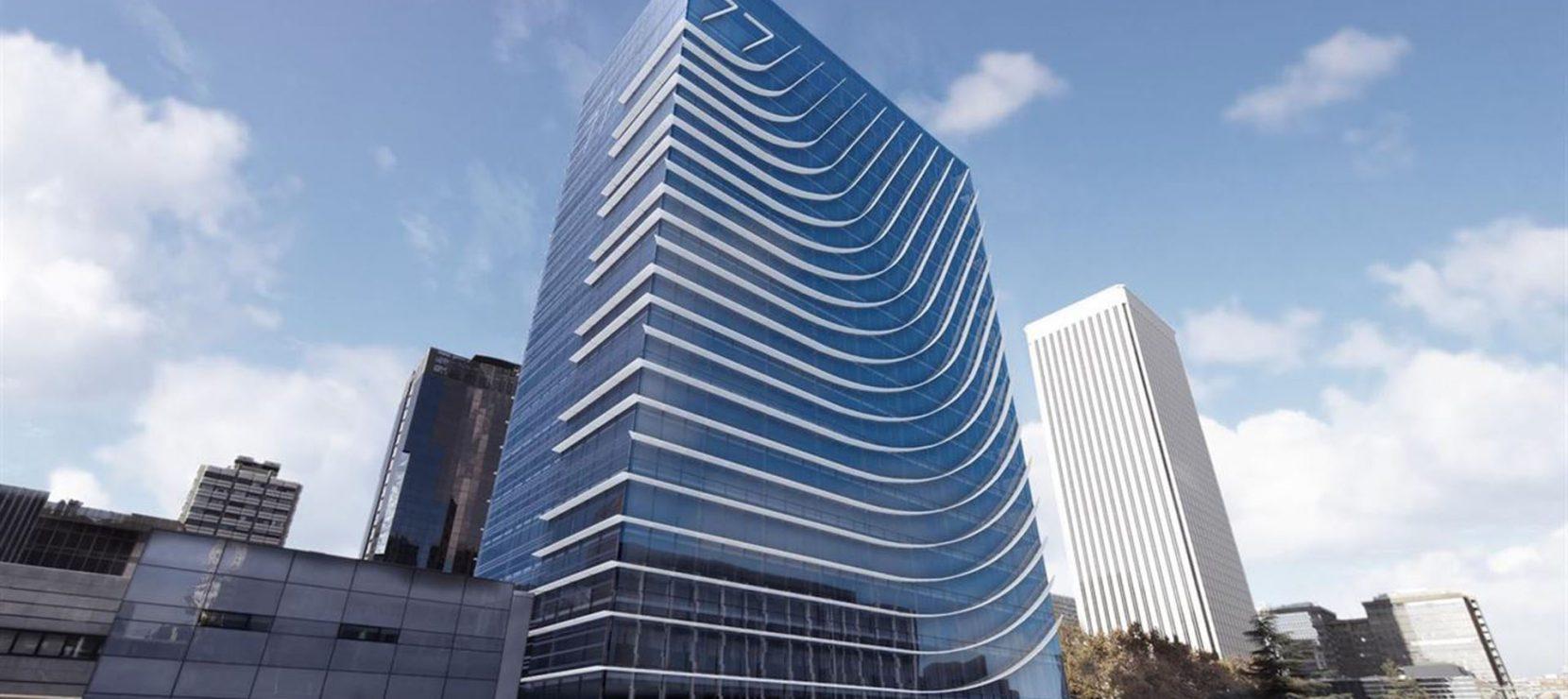Tecfire complete works on Madrid's landmark building.