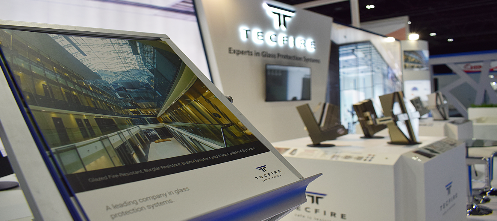 Tecfire at Windows, Doors&Facades-2018