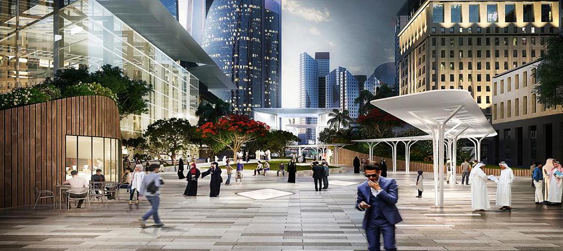 Dubai International Financial | Centre