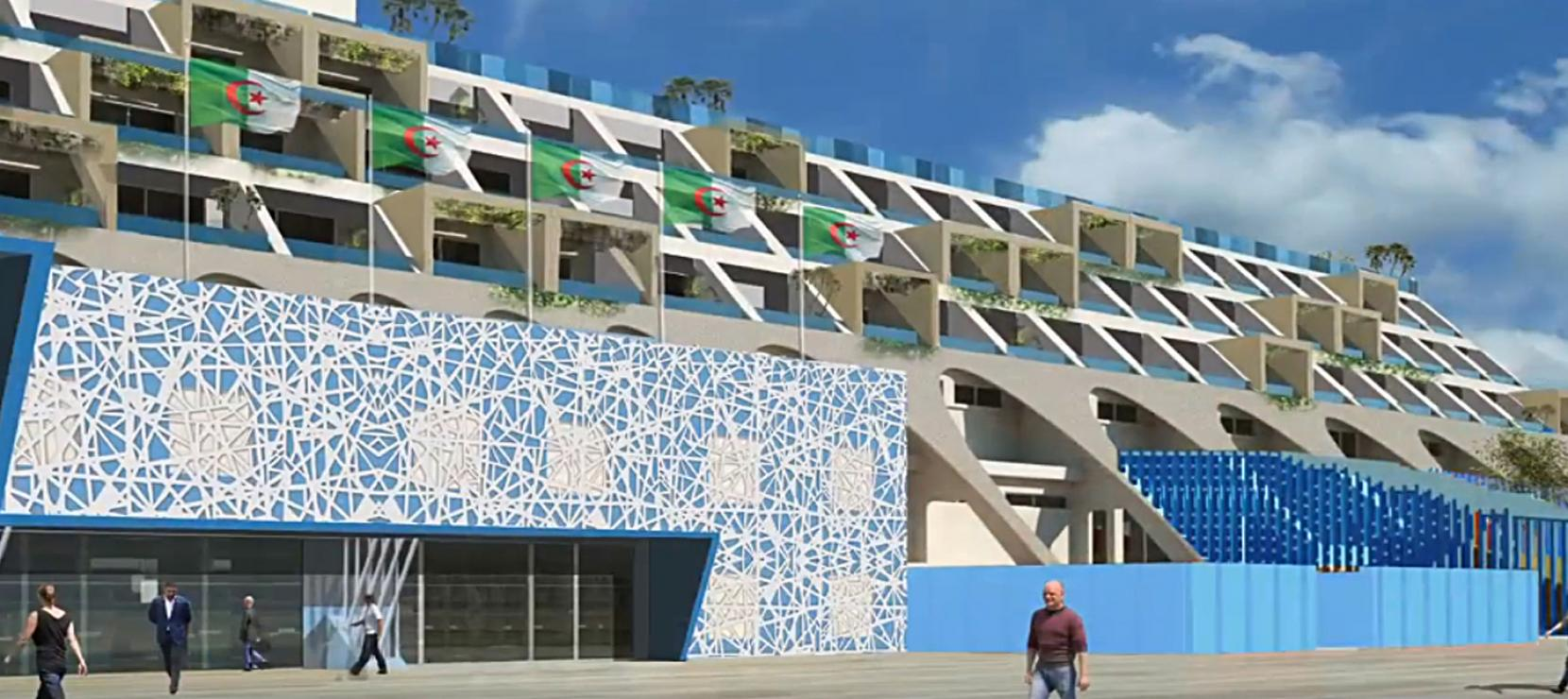 New project awarded in Algeria
