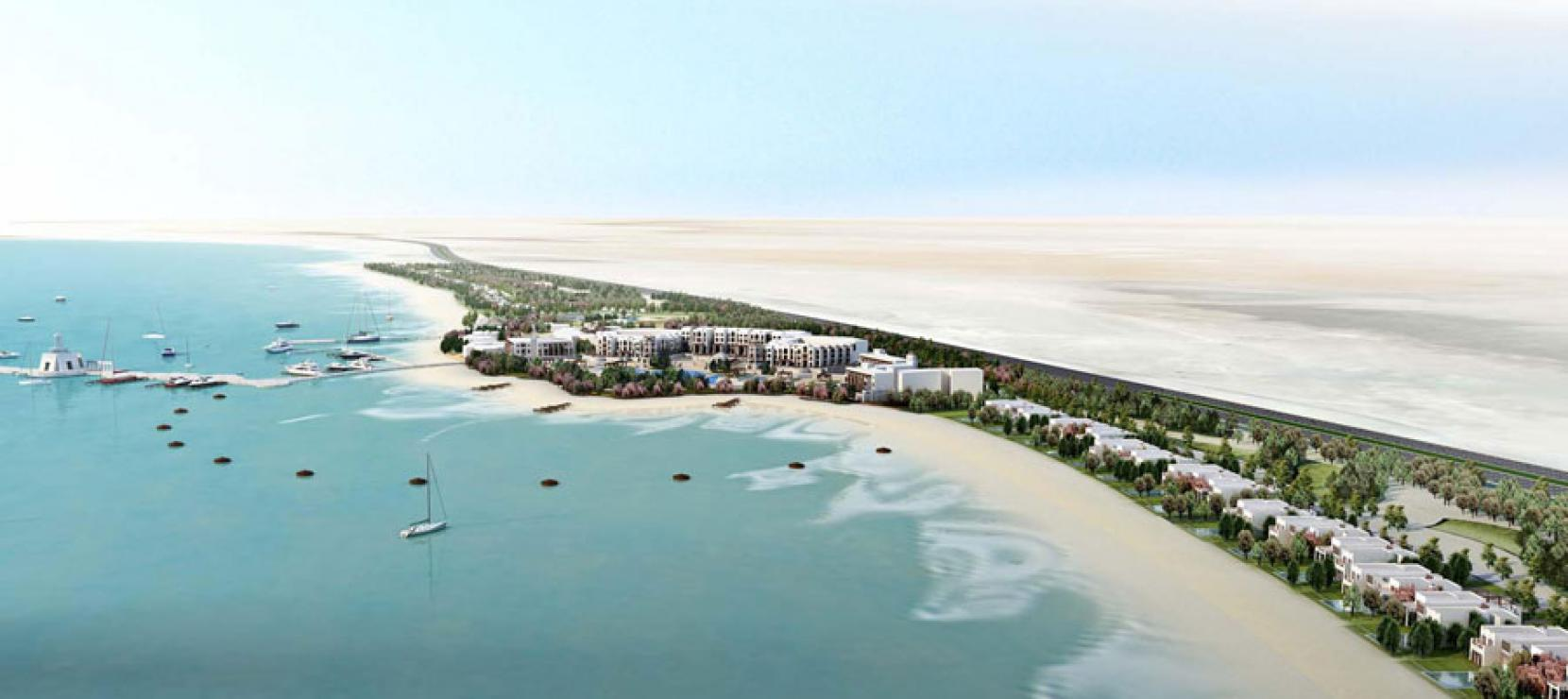Tecfire Awarded Salwa Beach Resort