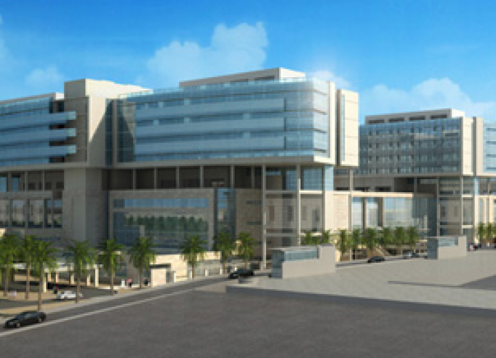 New Project:SANG Hospitals in KSA