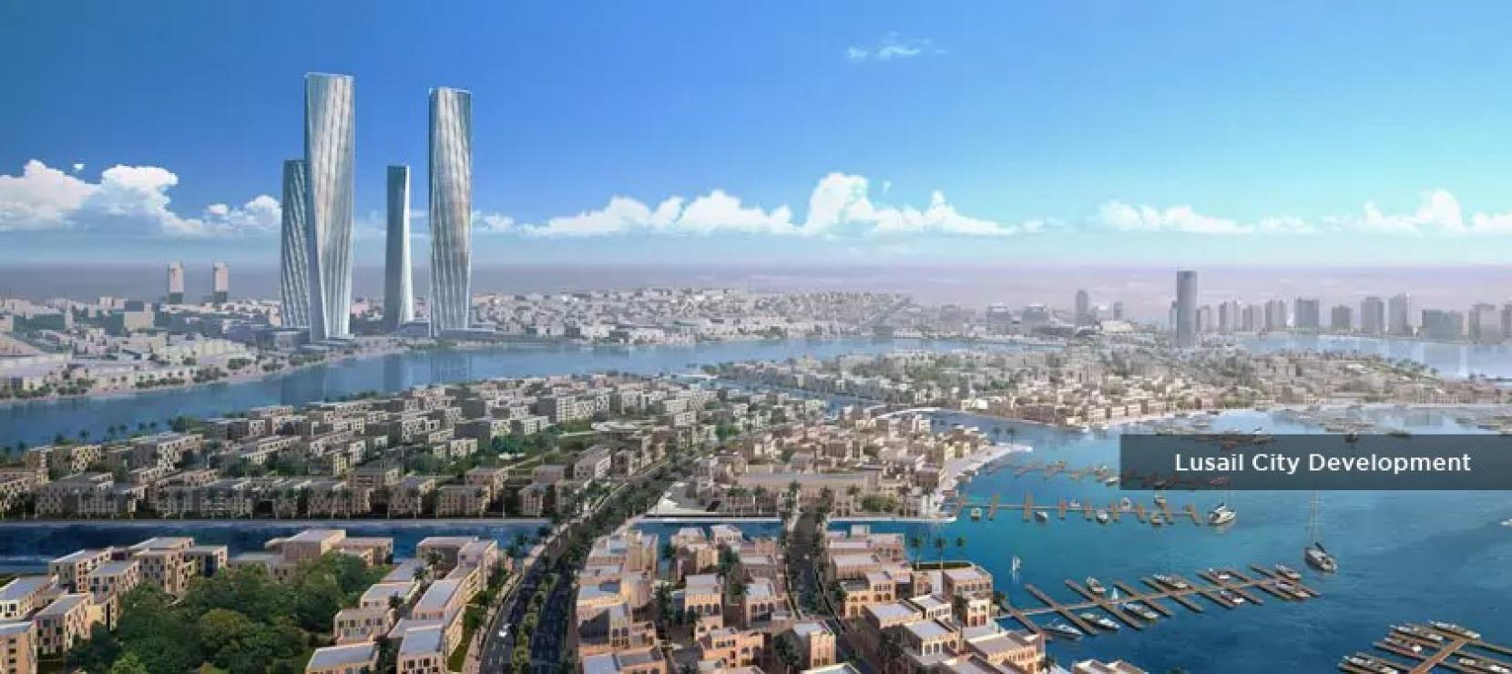 New Project in Lusail City