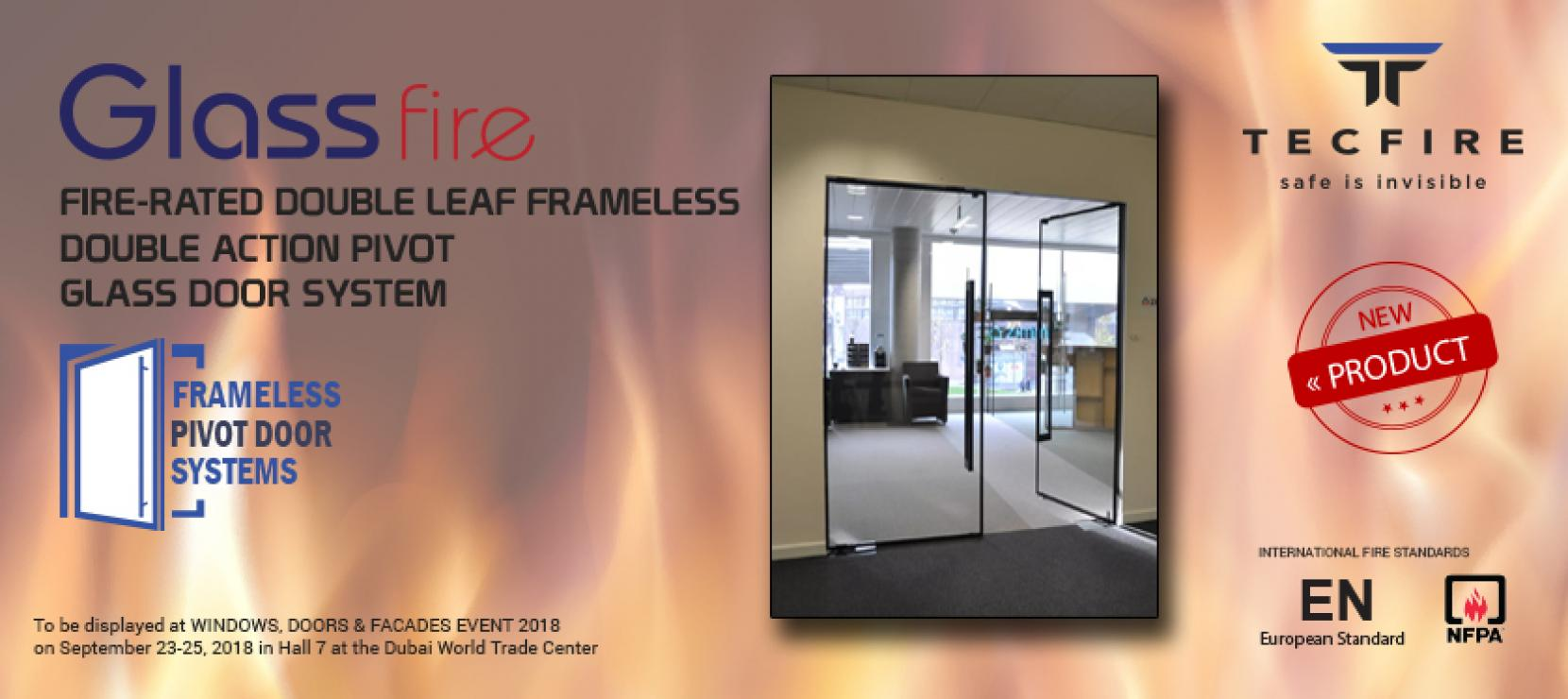 Tecfire's Pivot Door Systems