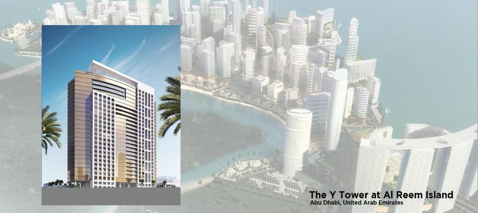 The Y Tower Abu Dhabi